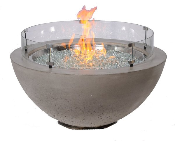 Cove Fire Bowl Cf 20 Burner Lp Outdoor Greatroom