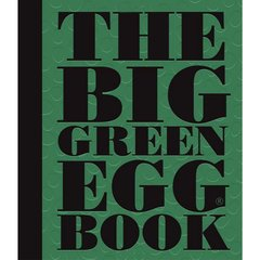 "The ""Big Green Egg Book"""