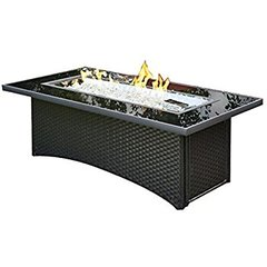 Outdoor GreatRoom Montego Fire Pit Table