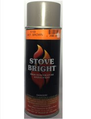 Stove Bright Fireplace Paint - Metallic Brown