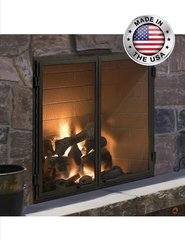 Heat N Glo Rutherford Masonry Style Wood Burning Fireplace ***CALL FOR PRICE***