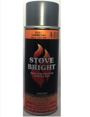 Stove Bright Fireplace Paint - Charcoal