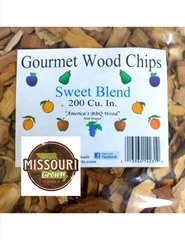 Sweetwood Blend Wood Chips