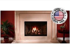 HHT Reveal B-Vent Gas Fireplace