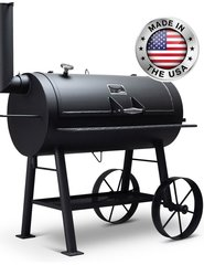Yoder Smokers Abilene Charcoal Grill