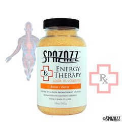 Spazazz Energy Therapy