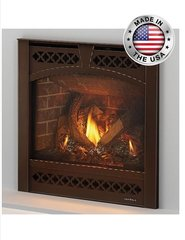 Heat N Glo Slimline Direct Vent Gas Fireplace ***CALL FOR PRICE***