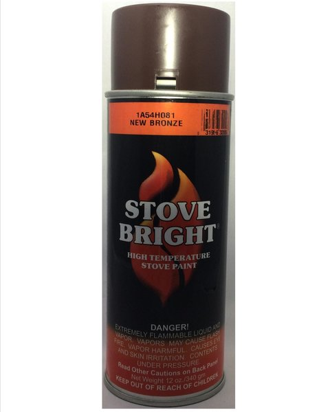 New bronze stove bright shopfireside grills smokers - What temperature can you paint outside ...