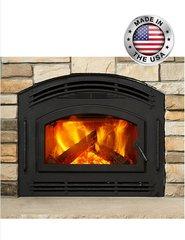Quadra-Fire Pioneer II High Efficiency Wood Burning Fireplace ***CALL FOR PRICE***