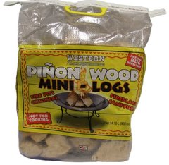 Western Pinon Wood (15lb bag)