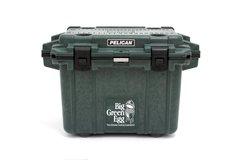 Pelican 50qt Big Green Egg Cooler ***Limited Edition***
