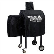 """Smokin Brothers -Durable Waterproof Cover - 30"""" (Traditional)"""