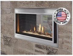 Outdoor Lifestyles Mezzanine Indoor/Outdoor Direct Vent Gas Fireplace