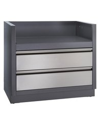 Napoleon Oasis Built-In Undergrill Cabinet for The 665 Series Grills