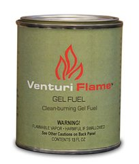 13 oz. Venturi Flame Gel - Outdoor GreatRoom