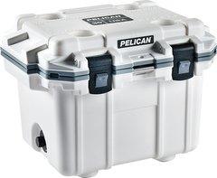 Pelican 30qt Elite Cooler - White