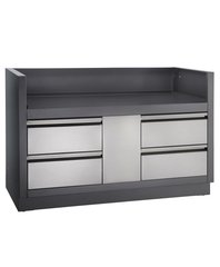 Napoleon Oasis Built-In Undergrill Cabinet for The 825 Series Grills