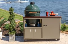Challenger Designs Large Torch Cart for The Big Green Egg