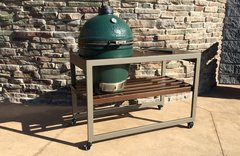 Challenger Designs Large Spark Cart for The Big Green Egg