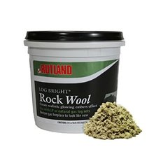 Rock Wool - 8 oz. (gas logs) - Rutland