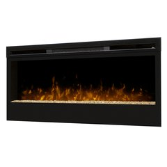 "Dimplex Synergy 50"" Electric Wall Mount Fireplace"