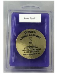 Love Spell Candle Melts (6 Pack)