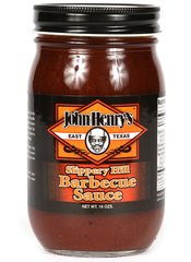 John Henry's Slippery Hill BBQ Sauce