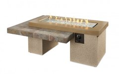 Outdoor GreatRoom UpTown Fire Pit Table