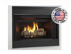 HHT Builder Choice B-Vent Gas Fireplace