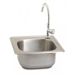 Outdoor GreatRoom Stainless Sink