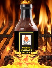 Fireside Sweet Mustard Sauce