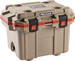 Pelican 30qt Elite Cooler - Tan