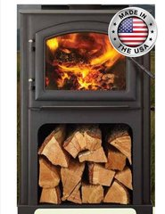 Quadra-Fire Discovery Wood Burning Cast Steel Stove ***CALL FOR PRICE***