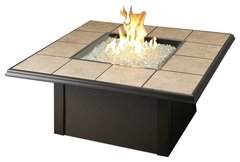 Outdoor GreatRoom Modern Fire Pit Table