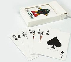 The Big Green Egg Playing Cards