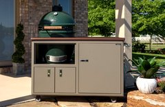 Challenger Designs XL Torch Cart for The Big Green Egg