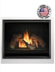 Heat N Glo 8000C Direct Vent Gas Fireplace ***CALL FOR PRICE***