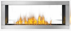 Napoleon Galaxy See Thru Outdoor Gas Fireplace