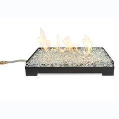 Outdoor GreatRoom Crestline Modern Gas Hearth Set