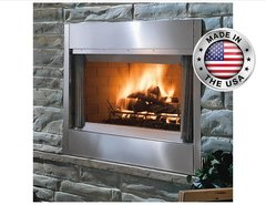 Outdoor Lifestyles Al Fresco Outdoor Gas Fireplace
