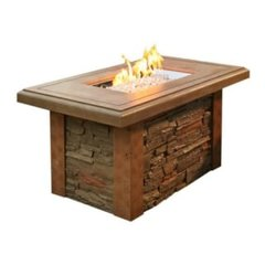 Outdoor GreatRoom Sierra Fire Pit Table