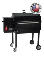 "Smokin Brothers Traditional 30"" Pellet Grill"