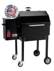 """Smokin Brothers Traditional 24"""" Pellet Grill"""
