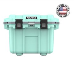 Pelican 30qt Elite Cooler - Seafoam