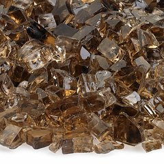 "American Fireglass 1/4"" Copper glass"