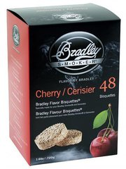 Bradley Smoker Cherry Bisquettes 48 Pack