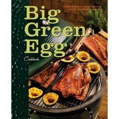 The Big Green Egg Big Green Egg Cookbook - Hardback