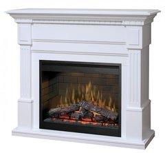 Dimplex Essex Electric Fireplace Set w/Logs