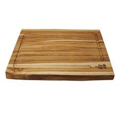 The Big Green Egg Teak Cutting Board