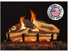 Blue Pine Split Gas Log Set by Grand Canyon Gas Logs